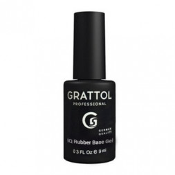 GRATTOL rubber base 9ml